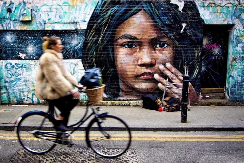 Graffiti∙ η τέχνη του δρόμου