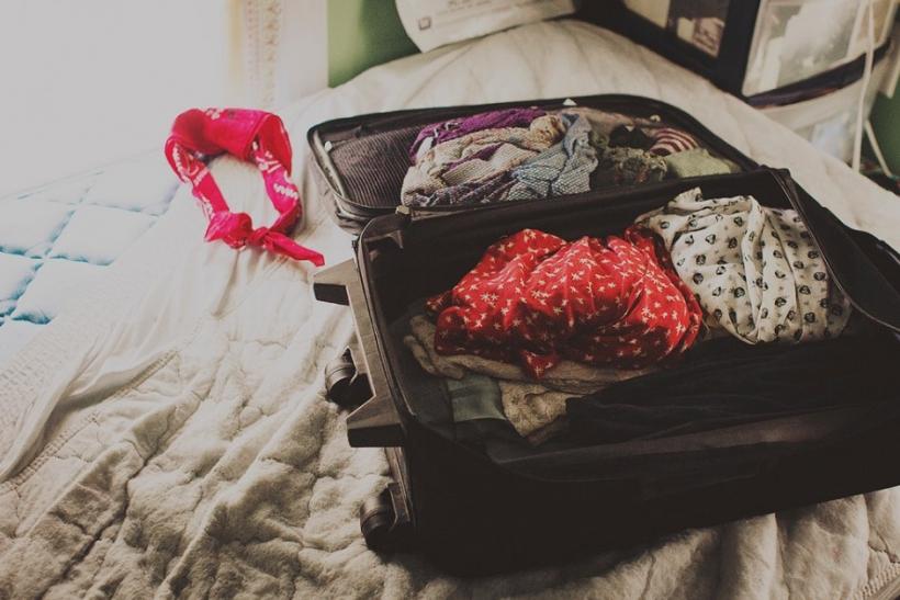 Η βαλίτσα χρειάζεται οργάνωση
