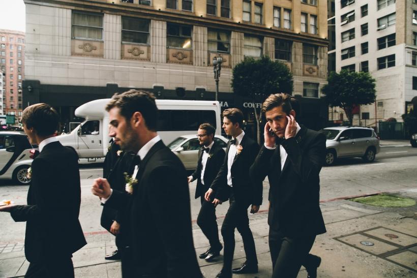 Είμαστε σε ηλικία που όλοι μας ρωτάνε πότε θα παντρευτούμε