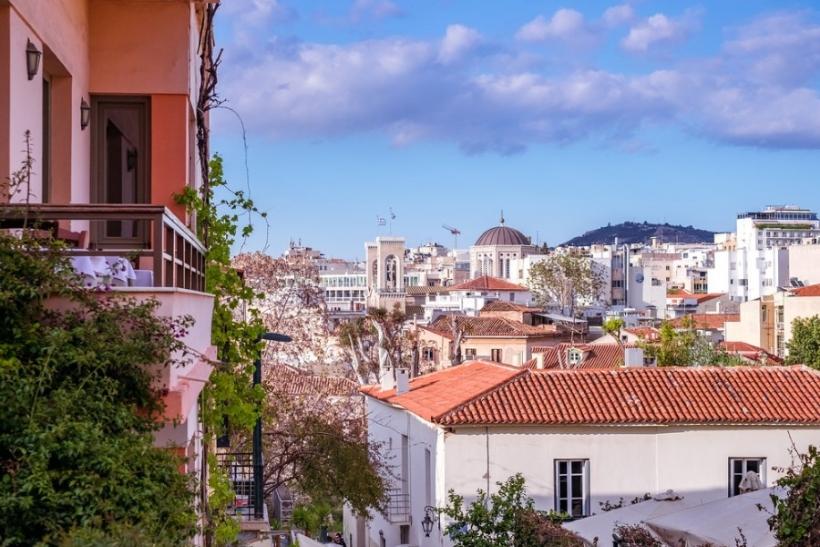 Η ομορφιά της Αθήνας κρύβεται στις γειτονιές της