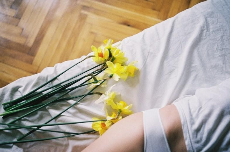 Τα προβλήματα μιας σχέσης φαίνονται στο κρεβάτι