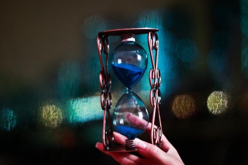 Η επιθυμία κι ο χρόνος δε γνωρίζονται