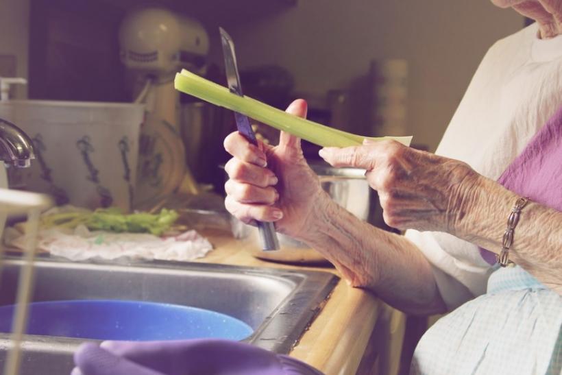 Τα φαγητά της μαμάς και της γιαγιάς δε συγκρίνονται με κανενός σεφ