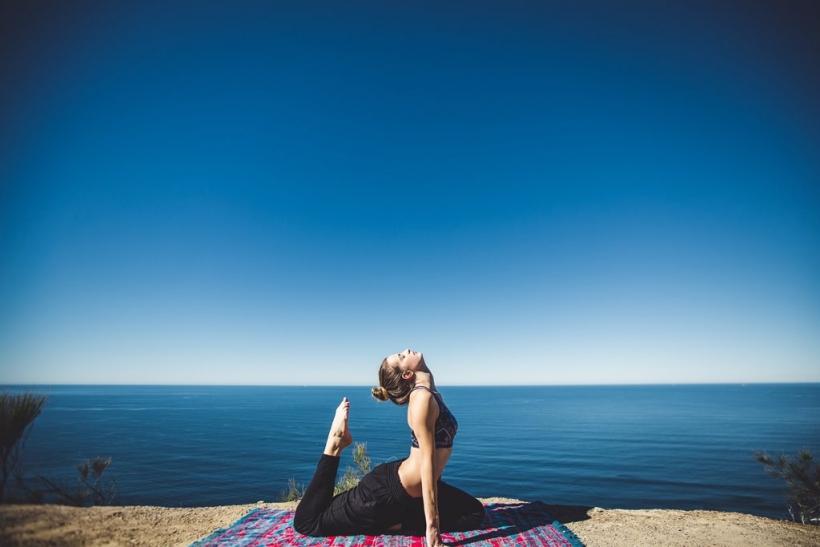 Yoga για ισορροπία