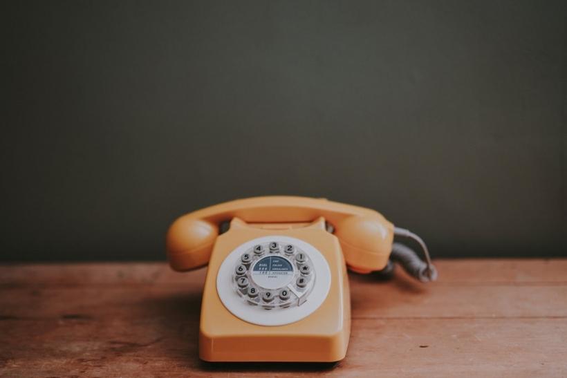 Αν αποφύγει μια κλήση δε σημαίνει πως γενικά σ' αποφεύγει
