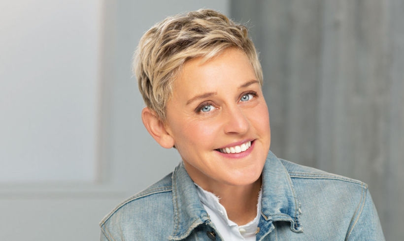 Women We Love | Ellen DeGeneres