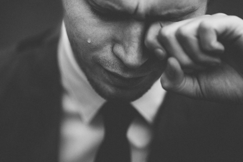 Το κλάμα δεν είναι ντροπή