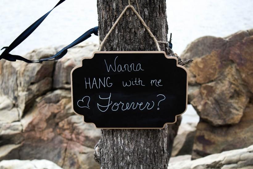 Δεν κάνεις πρόταση γάμου αν δεν είσαι σίγουρος για το «ναι»