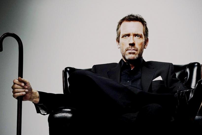 Men We Love | Hugh Laurie