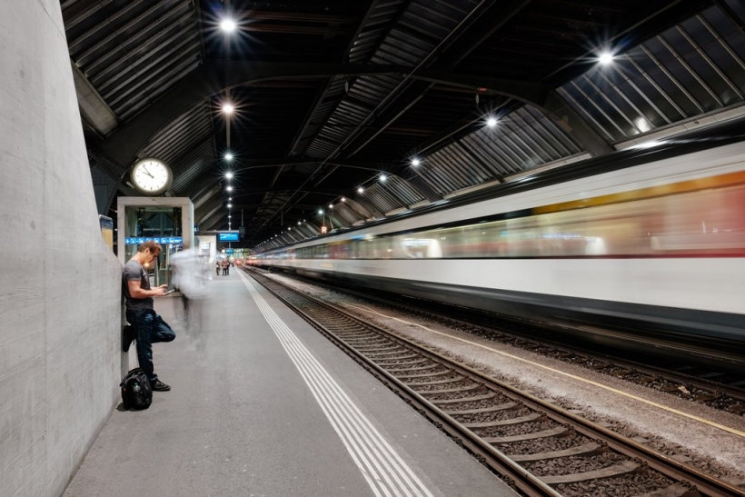 Κανόνες καλής συμπεριφοράς στο μετρό