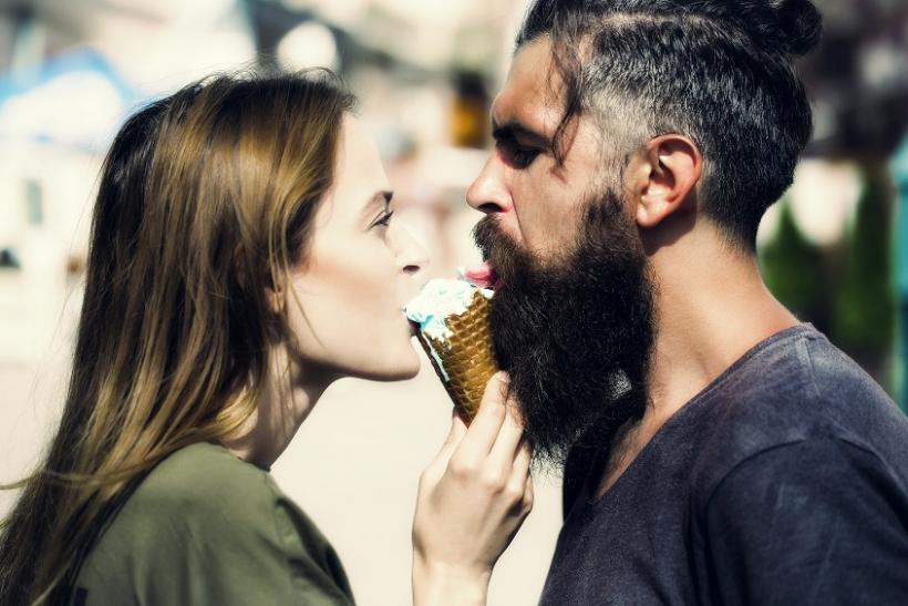 Φιλιά γλυκά, καρδιές ζαχαρωμένες