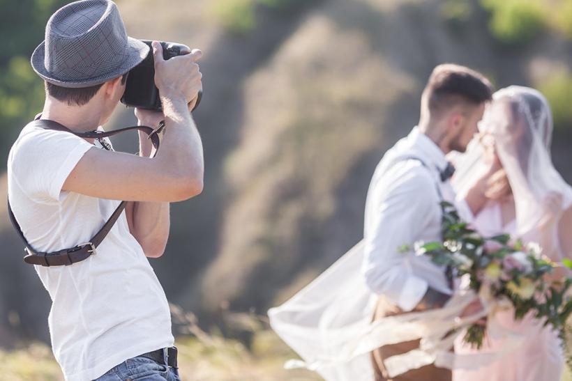 Φωτογράφοι· εκεί στις πιο χαρούμενες στιγμές μας