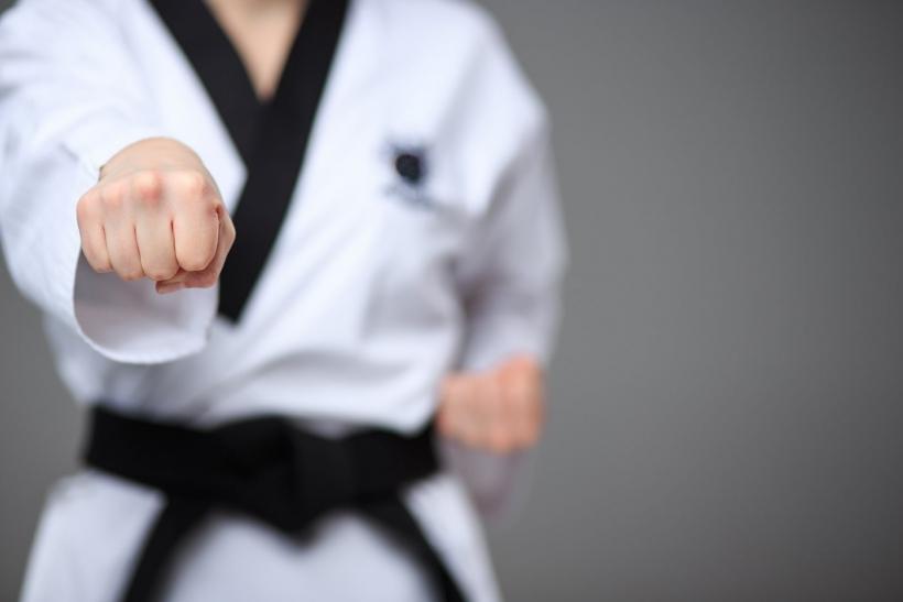 Το taekwondo σου διδάσκει την πειθαρχία