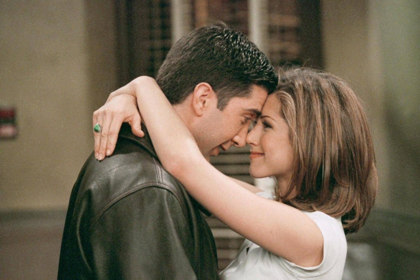 Μια αγάπη σαν του Ross και της Rachel