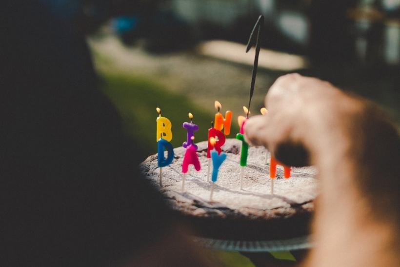 Γενέθλια στο γραφείο