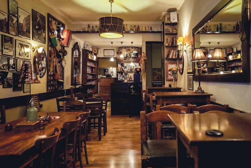 Όσα έχει δει ένα παραδοσιακό καφενείο