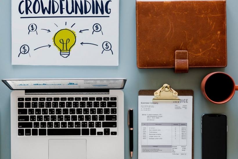 Crowdfunding∙ ο κόσμος υποστηρίζει τις ιδέες σου