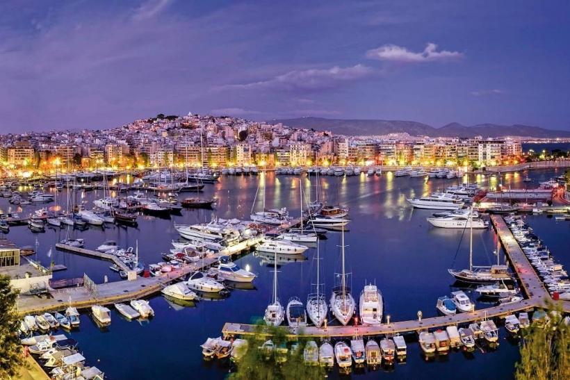 Ζώντας στον Πειραιά είσαι διακοπές και δεν το ξέρεις