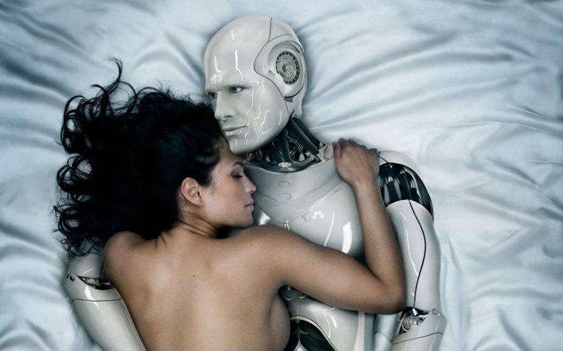 Σεξ με ανθρώπινα ομοιώματα ρομπότ;