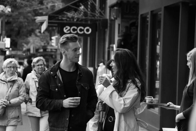 Με κάποιον που ερωτεύτηκες δεν μπορείς ποτέ να γίνεις φίλος