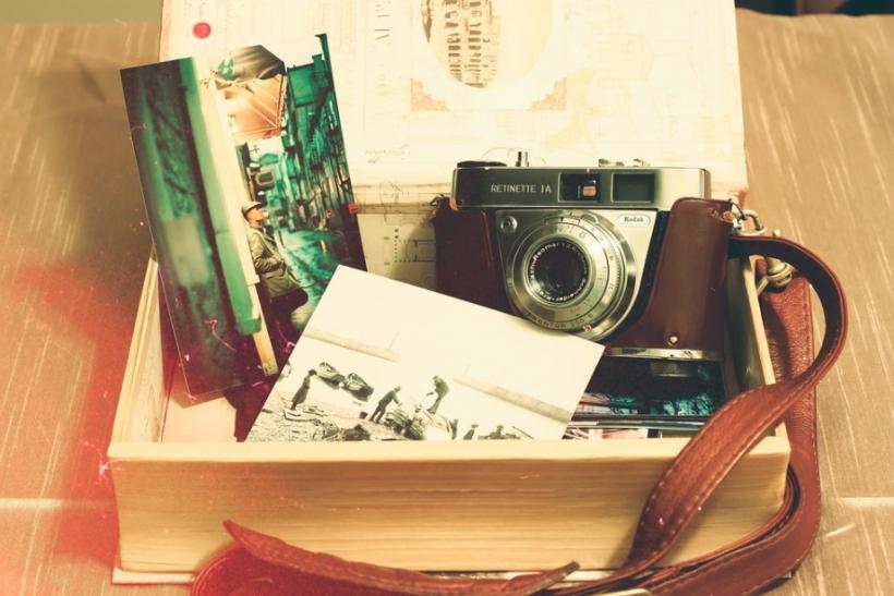 Το κουτί των αναμνήσεων
