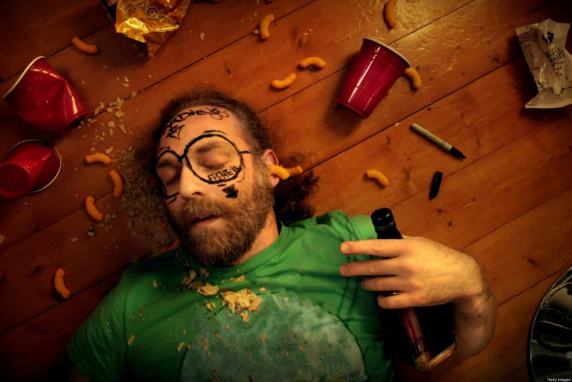 Πώς να ξεπεράσεις το hangover