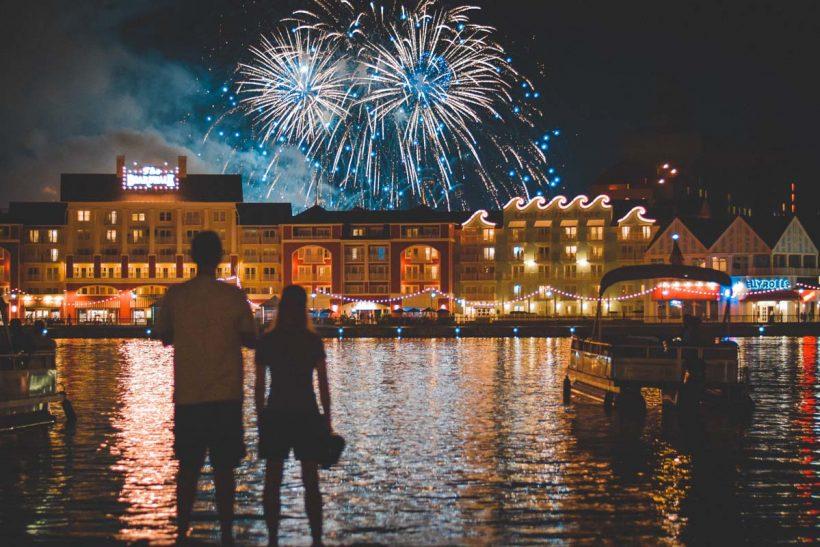 Ο πραγματικός έρωτας έρχεται μετά τα πυροτεχνήματα