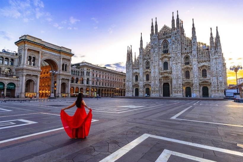 Έχουμε πολλούς λόγους να θαυμάζουμε την Ιταλία