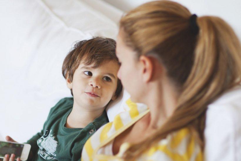 Να συμπεριφέρεσαι στο παιδί σου σαν να 'ναι μεγάλος
