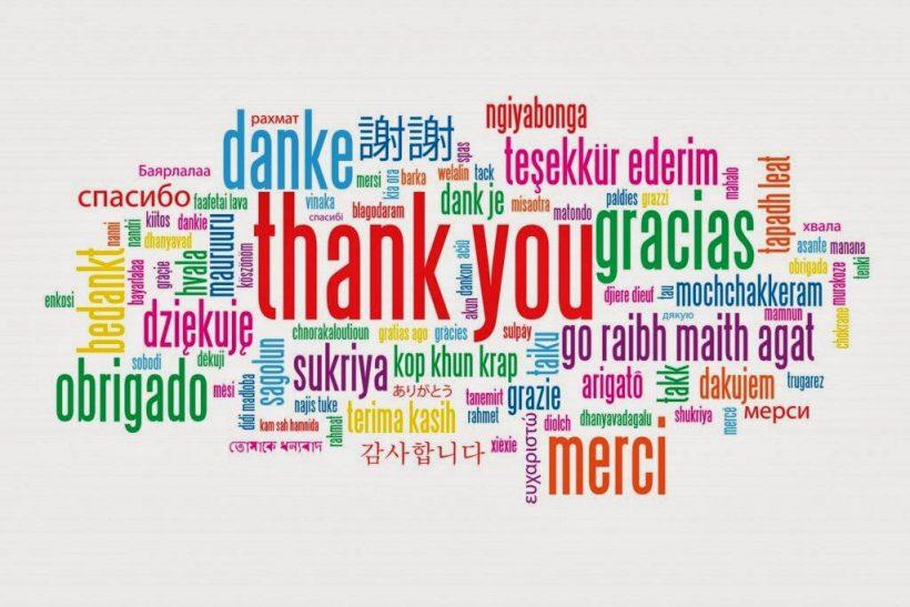 Η γκρίνια στους γονείς για τις ξένες γλώσσες έγινε ευγνωμοσύνη