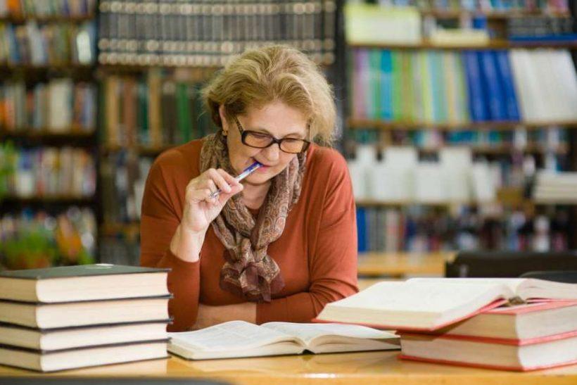 Σπουδές σε μεγαλύτερη ηλικία