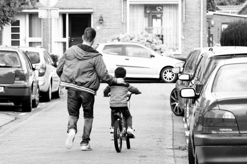 Πατέρας∙ το πρώτο πρότυπο του γιου