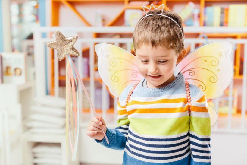 Το δικαίωμα του αυτοπροσδιορισμού απ' την παιδική ηλικία