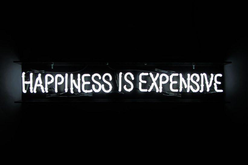 Δεν είσαι υπεύθυνος για την ευτυχία κανενός