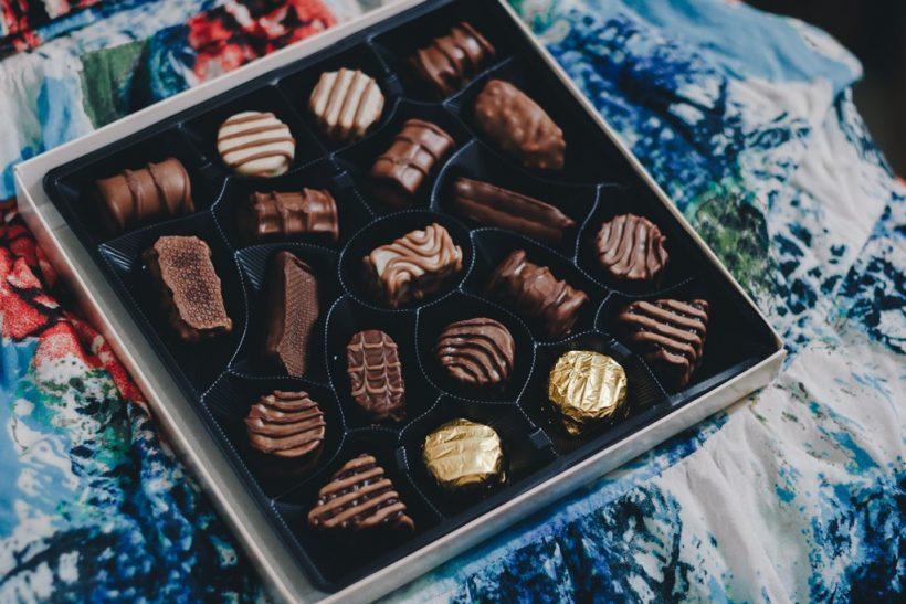 Εθισμένοι στη σοκολάτα