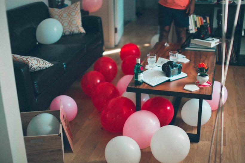 Τα ωραιότερα πάρτι τα ζήσαμε με λίγους και καλούς