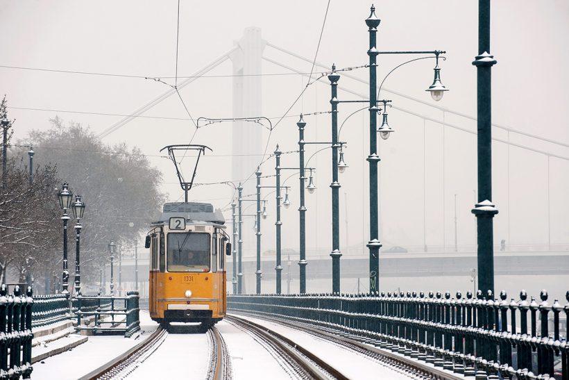 Υπάρχει λόγος που πρέπει να πας στη Βουδαπέστη