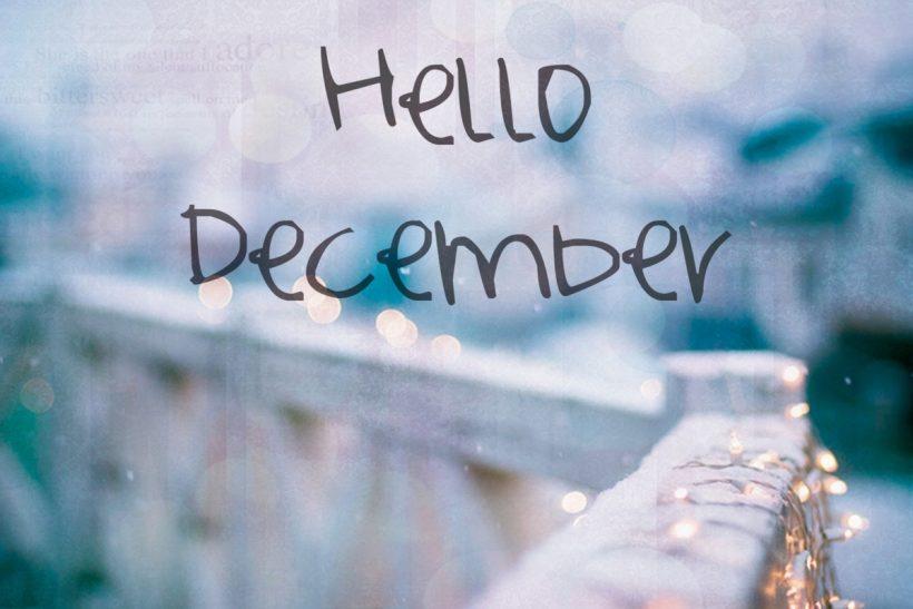 Αυτός ο Δεκέμβρης θα είναι όπως όλοι οι άλλοι