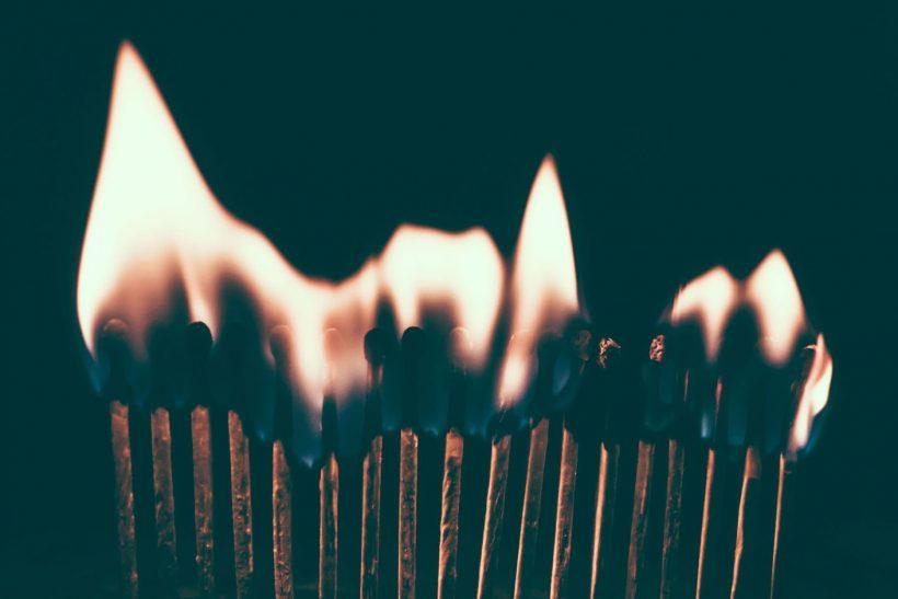 Ο έρωτας ψήνεται σε σιγανή φωτιά