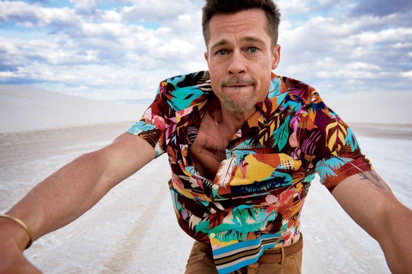 Men We Love   Brad Pitt