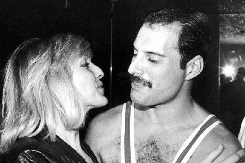 Έναν έρωτα σαν του Freddie Mercury και της Mary Austin