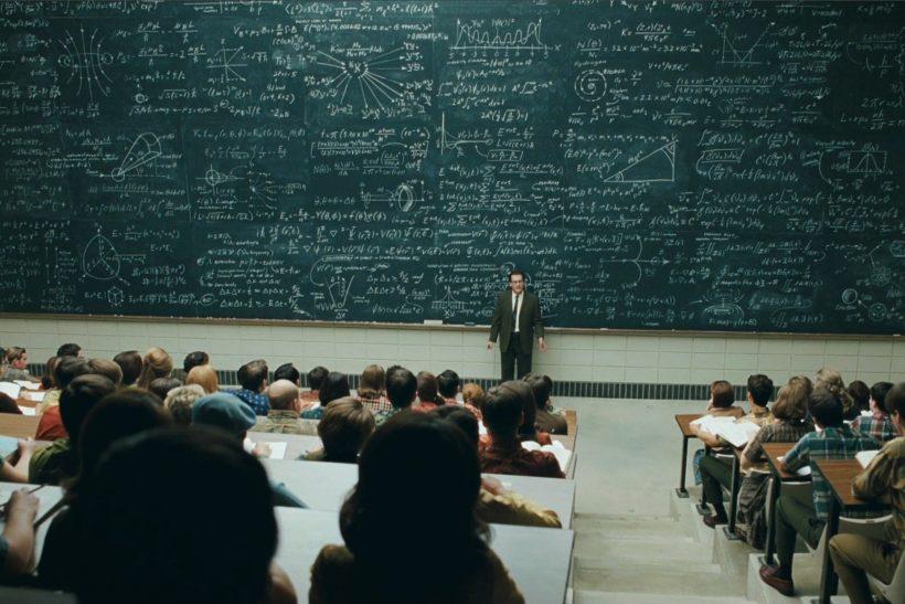 Ο καθηγητής σε μαθαίνει πώς να σκέφτεσαι, όχι τι να σκέφτεσαι