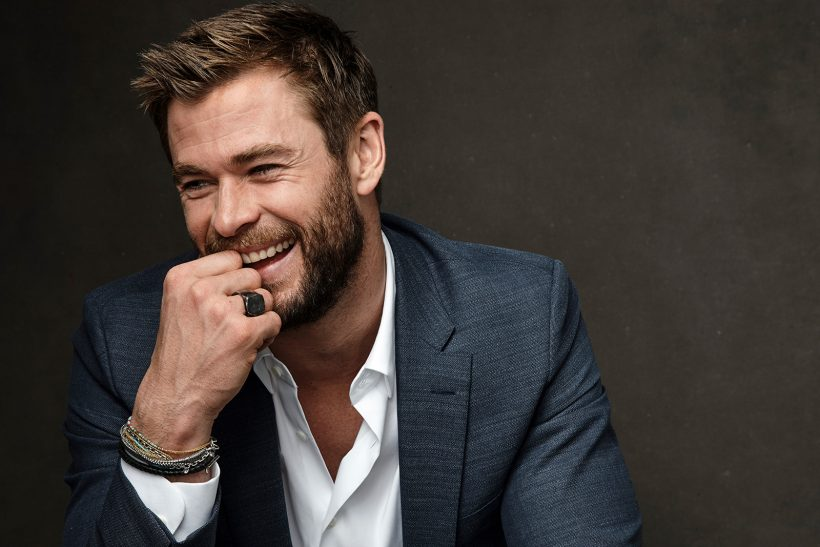 Men We Love   Chris Hemsworth