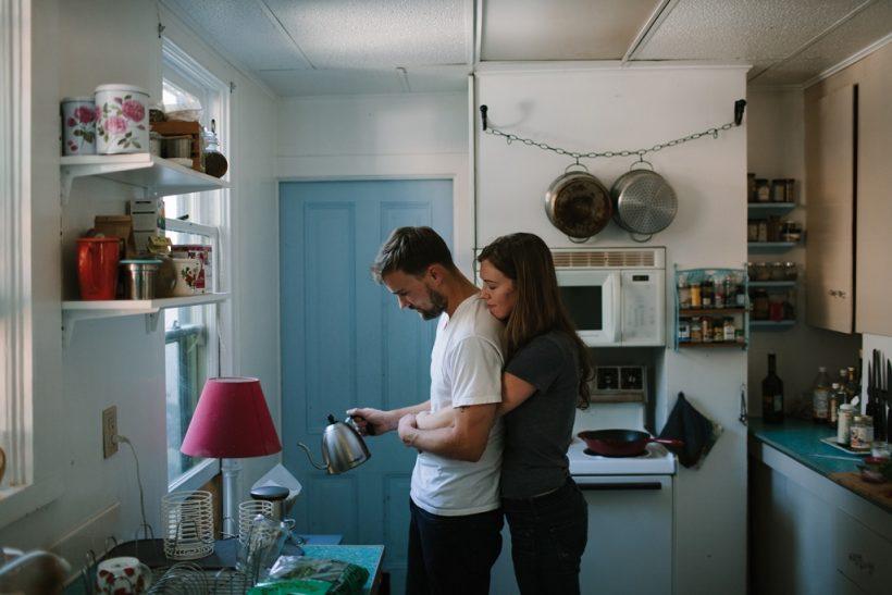 Το «σ' αγαπώ» κάποτε ακούγεται ως «σου μαγείρεψα»