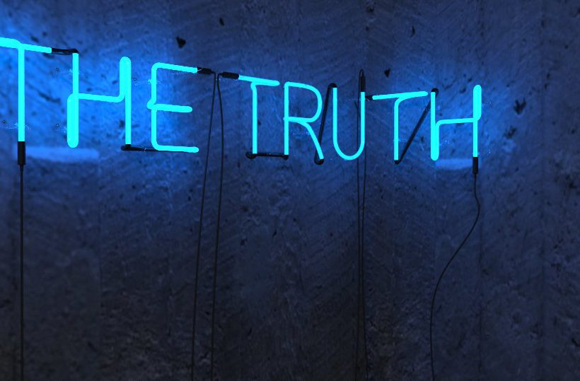 Ποια αλήθεια∙ η δική σου ή η δική μου;