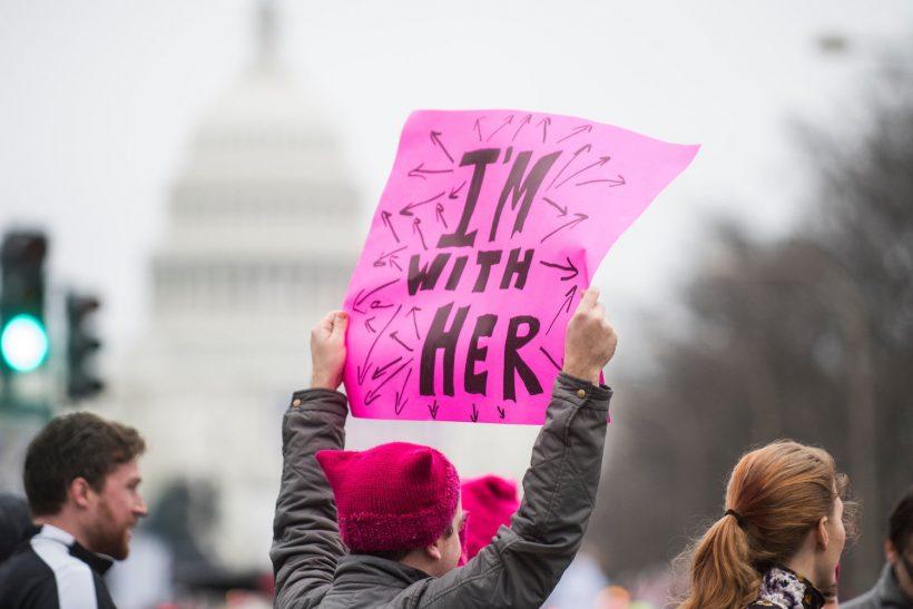Χρειαζόμαστε περισσότερους άντρες φεμινιστές