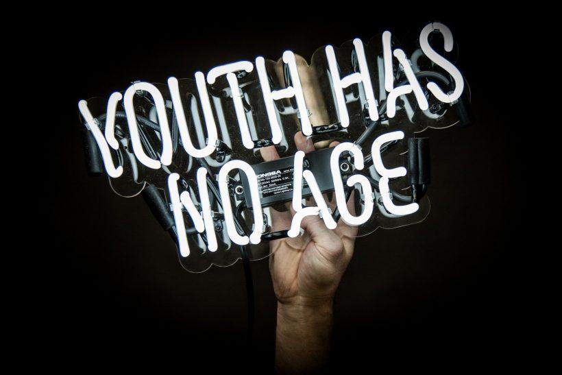 Υπάρχουν έφηβοι ηλικιωμένοι και γερασμένοι εικοσάρηδες