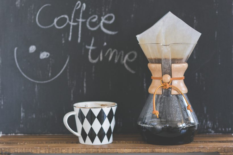 Κανονίζουμε καφέδες με άτομα που δε θέλουμε καν να δούμε