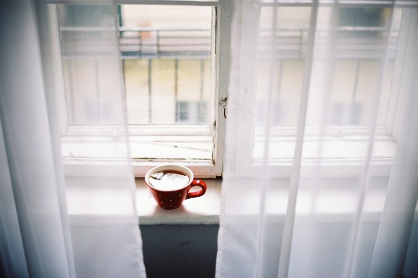 old_morning_blue_red_white_film_cup_window-882860