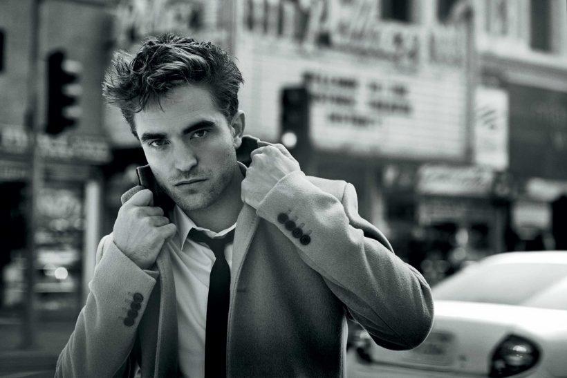 Men We Love | Robert Pattinson